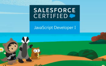 Salesforce JavaScript developer 1